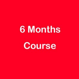 6 Months Course