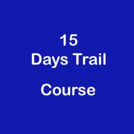 15 Days Trail Pack