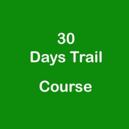 30 Days Trail Pack